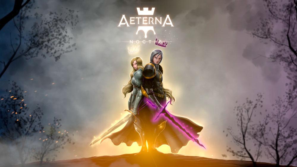 Представлен новый геймплей Aeterna Noctis