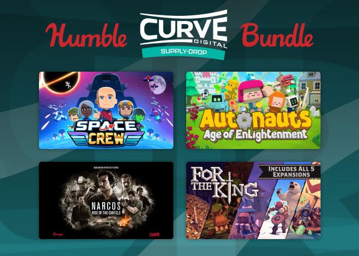На Humble Bundle началась распродажа набора Curve Digital