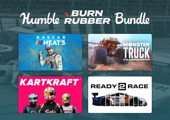 В Humble Bundle продают набор гоночных игр