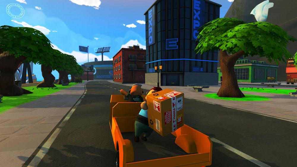 Вам доставка в Steam. Totally Reliable Delivery Service приходит в магазин Valve