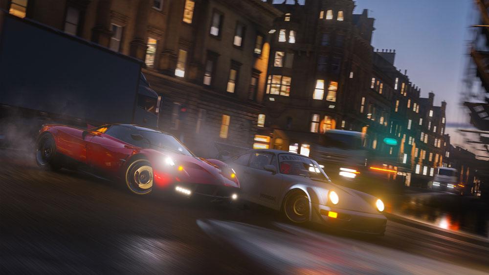 Forza Horizon 4 доехала до Steam