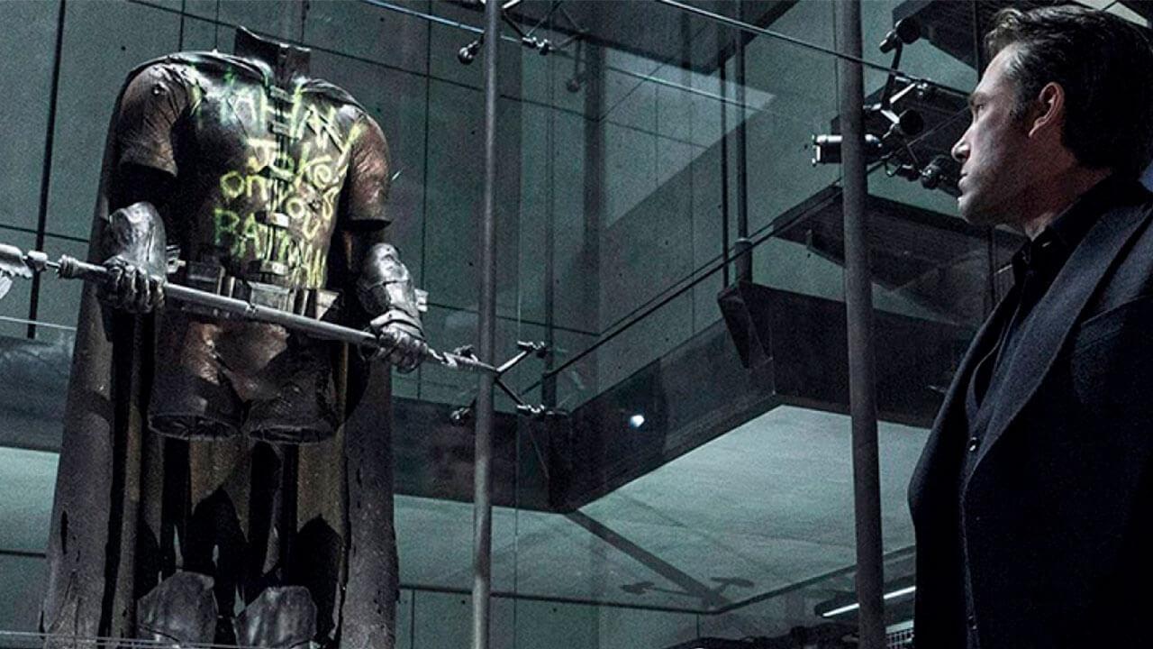 В сиквеле «Лиги Справедливости» планировали показать смерть первого Робина