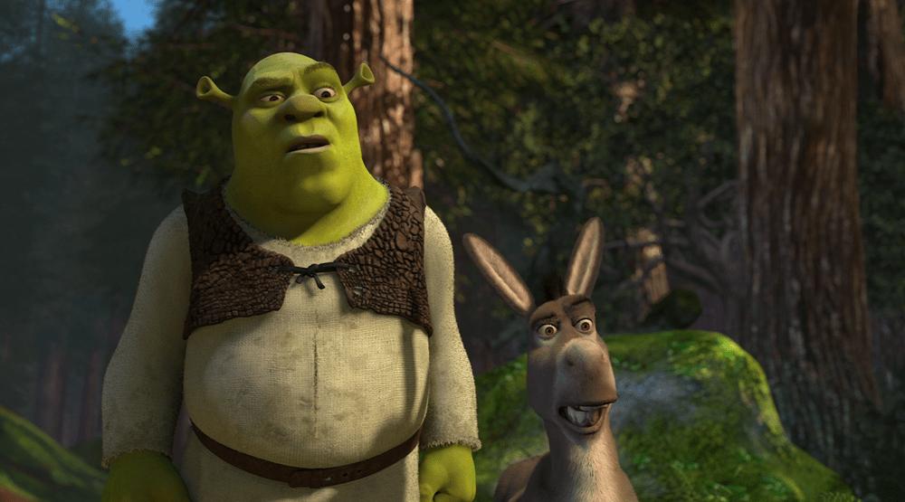 DreamWorks выпустит 4К-версию Шрека