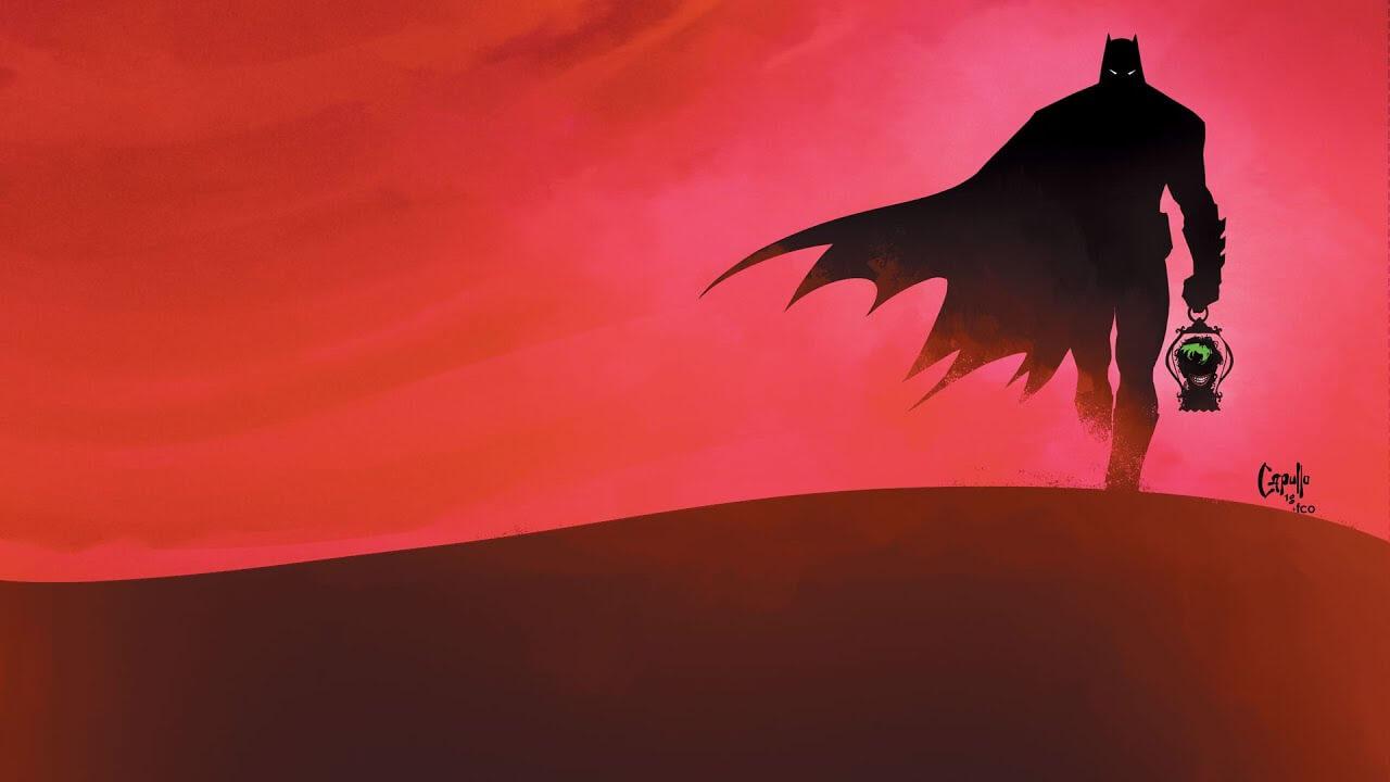 Комикс «Бэтмен: Последний рыцарь на Земле» скоро поступит в продажу в российских магазинах