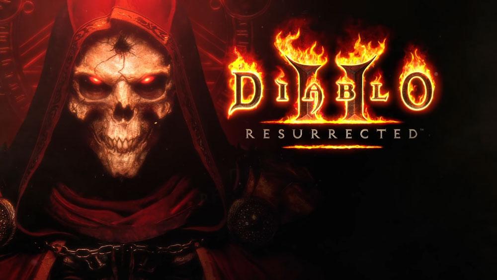 Последний день записи на альфа-тест Diablo 2: Resurrected