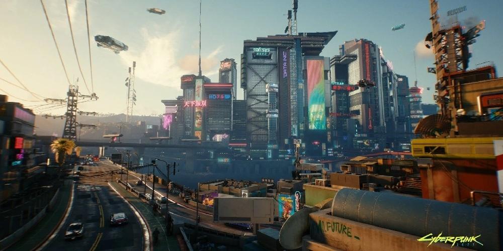 Дизайнер уровней намекнул на скорый выход обновления для Cyberpunk 2077
