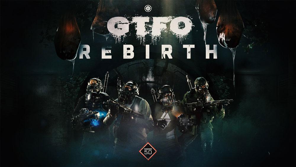 В GTFO стал доступен рандаун Rebirth