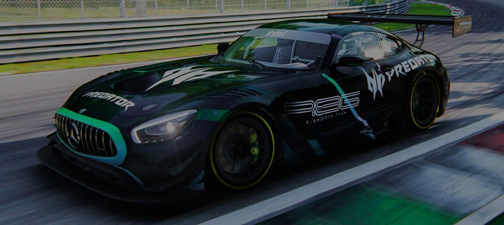 Acer запускает гонки Predator Sim Racing Cup 2021