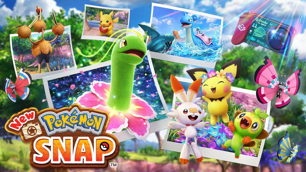 В New Pokémon Snap и Pokémon GO! пройдет совместное мероприятие