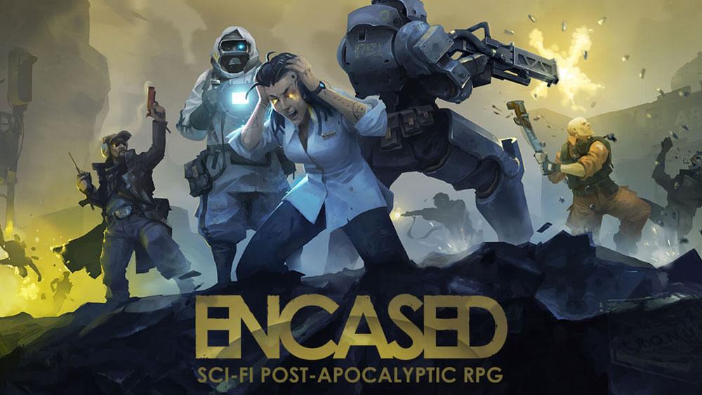 Разработчики Encased: A Sci-Fi Post-Apocalyptic RPG показали способности псиоников