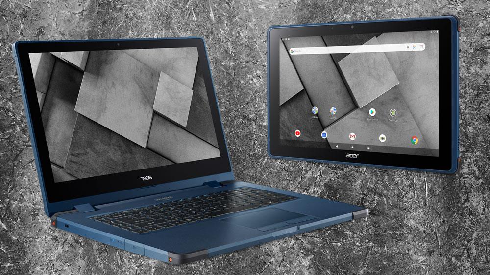 Acer представила устройства новой линейки ENDURO Urban