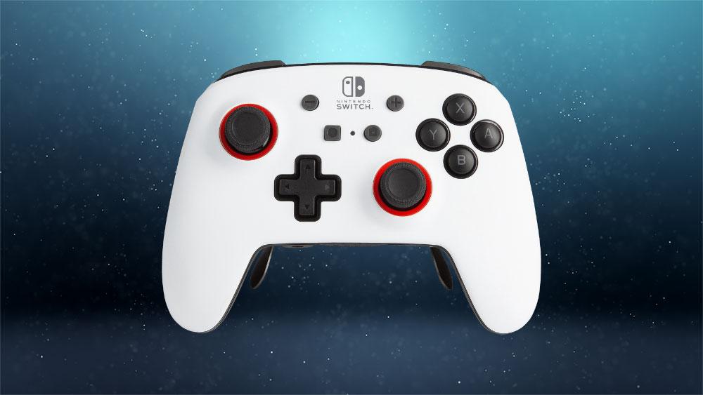 PowerA представила беспроводной контроллер FUSION Pro для Nintendo Switch