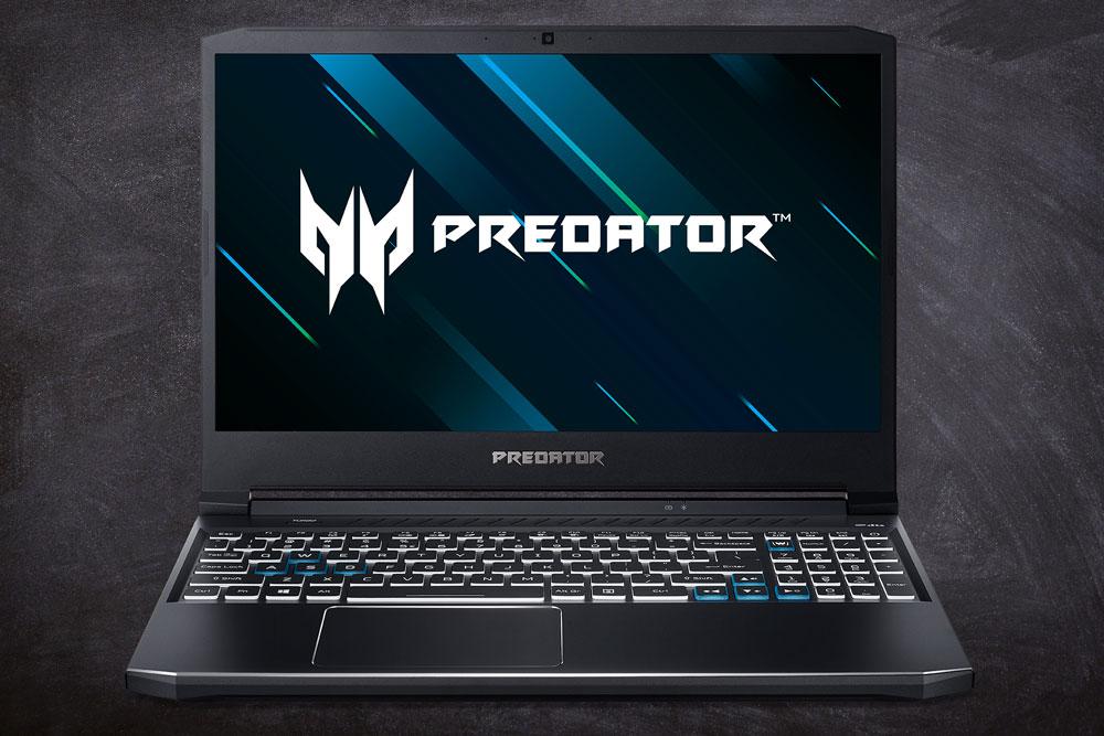 Acer представила новый игровой ноутбук Helios 300