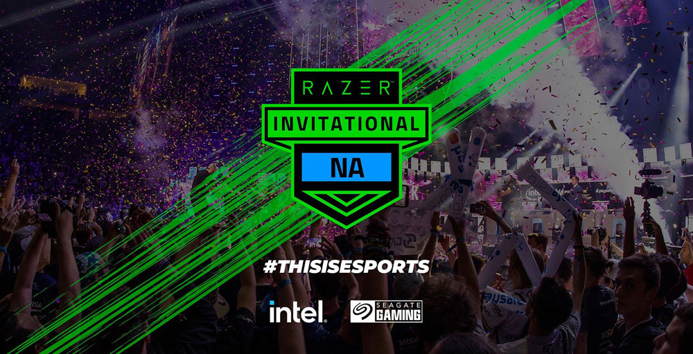 Razer анонсировала крупнейший региональный киберспортивный онлайн-турнир Invitational – North America