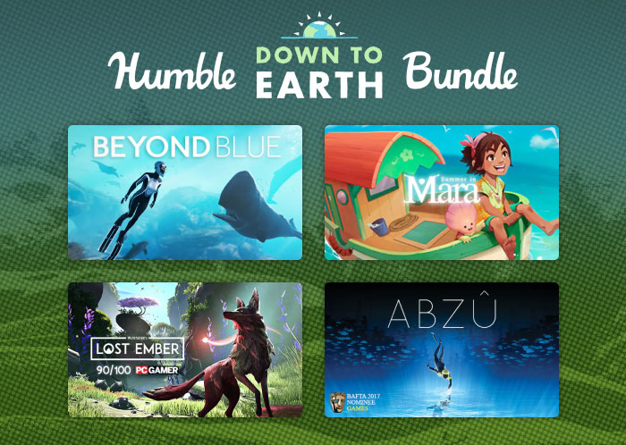 На Humble Bundle продают новый набор Down to Earth
