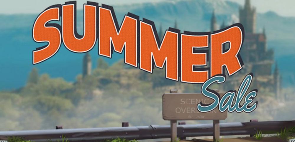 В сеть утекли даты летней распродажи Steam