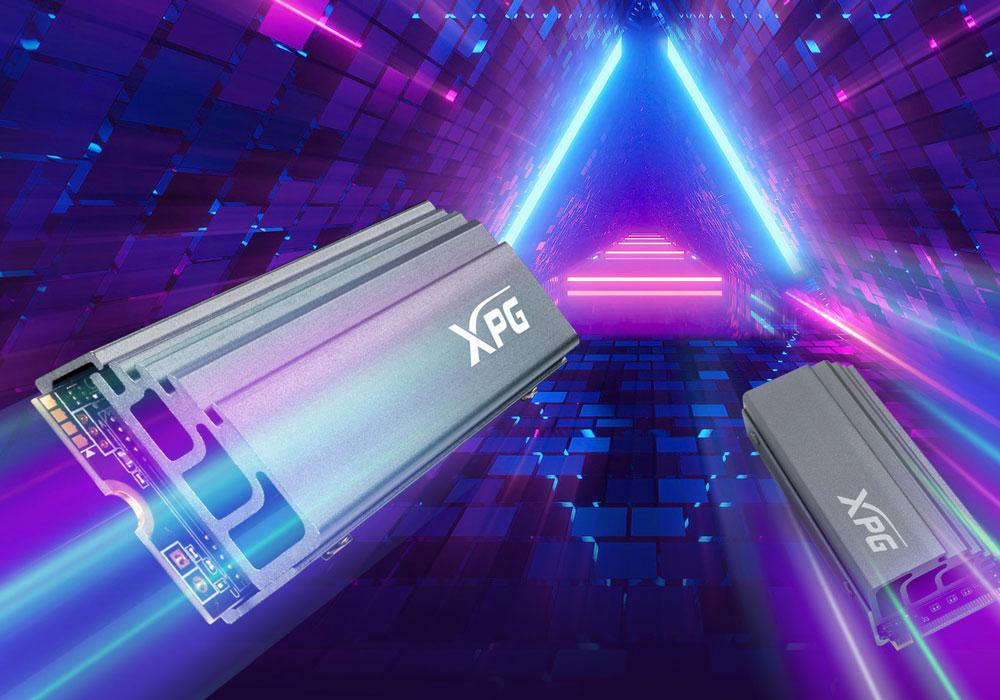 Представлен новый твердотельный накопитель GAMMIX S70 BLADE PCIe Gen4x4 M.2 2280