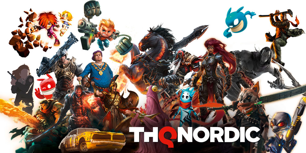 THQ Nordic продолжает расти