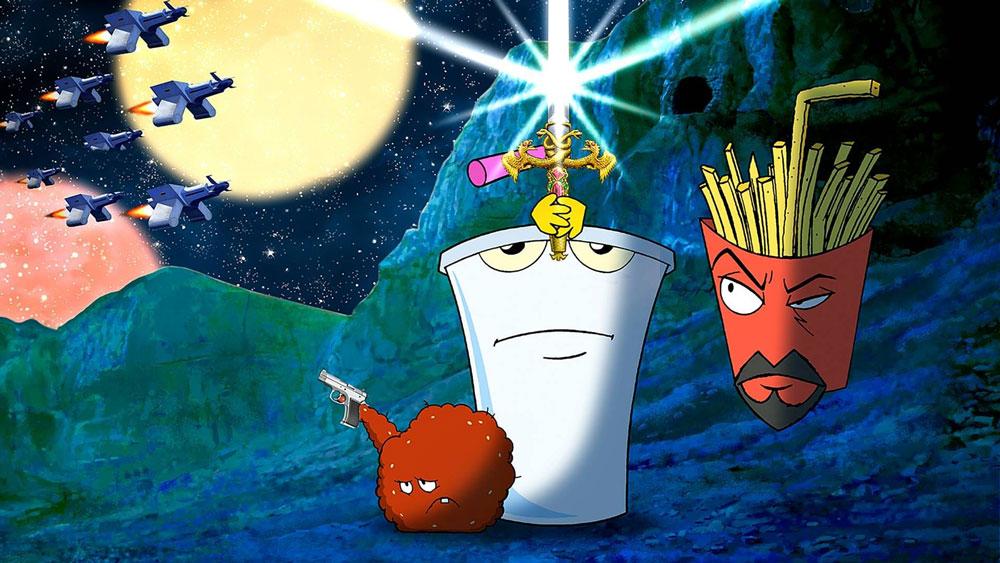 Грядут полнометражки по мультсериалам Aqua Teen Hunger Force, Metalocalypse и Братья Вентура