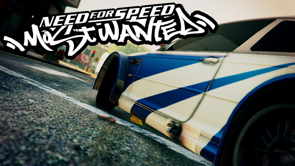 Need For Speed: Most Wanted: новый проект для online-игры