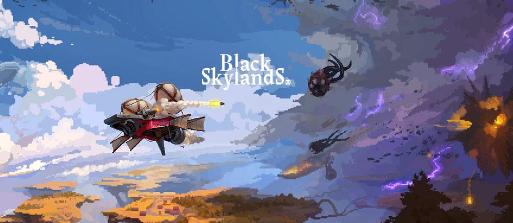 Black Skylands выходит в ранний доступ 11 июня