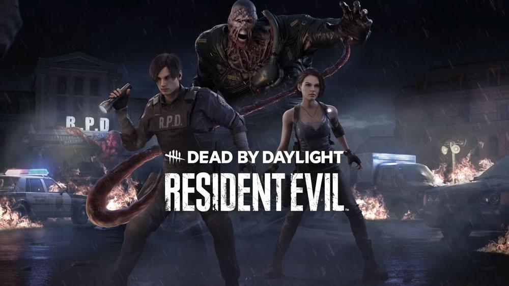 Behaviour Interactive представила трейлер кроссовера Dead by Daylight с Resident Evil