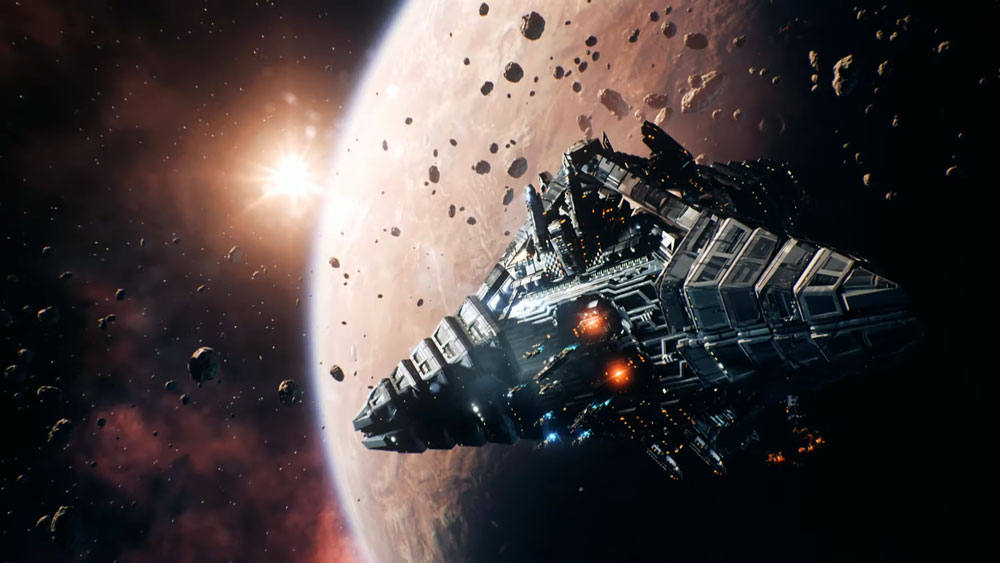 Galactic Civilizations IV вышла в ранний доступ