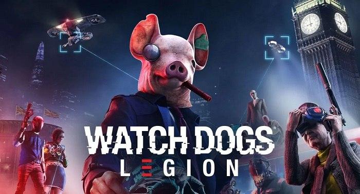 Ubisoft представила новый трейлер обновления для Watch Dogs: Legion