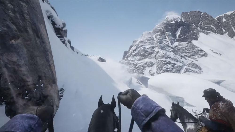 В Red Dead Redemption 2 теперь можно поиграть в VR
