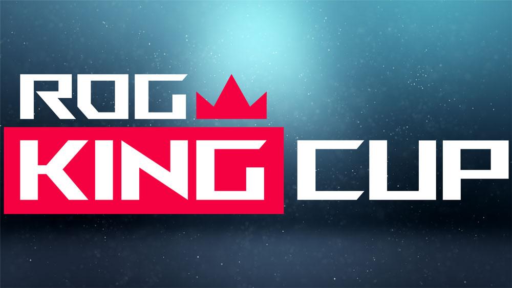 ASUS начинает второй сезон турнира ROG KING CUP с призовым фондом более полумиллиона рублей