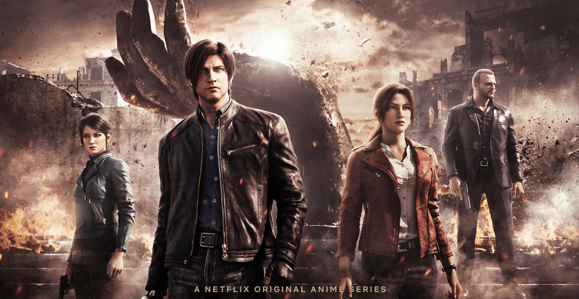 Новый трейлер Resident Evil: Infinite Darkness