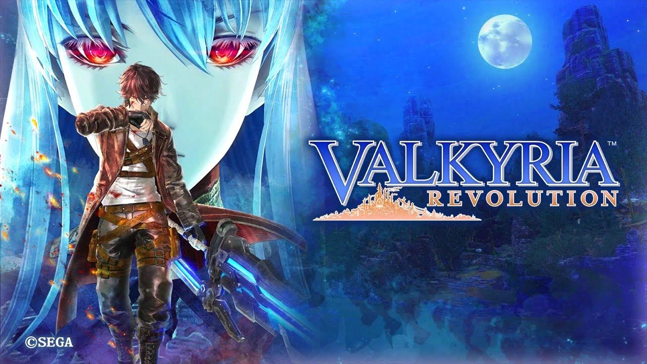 Valkyria Revolution: бесплатно в PS Store