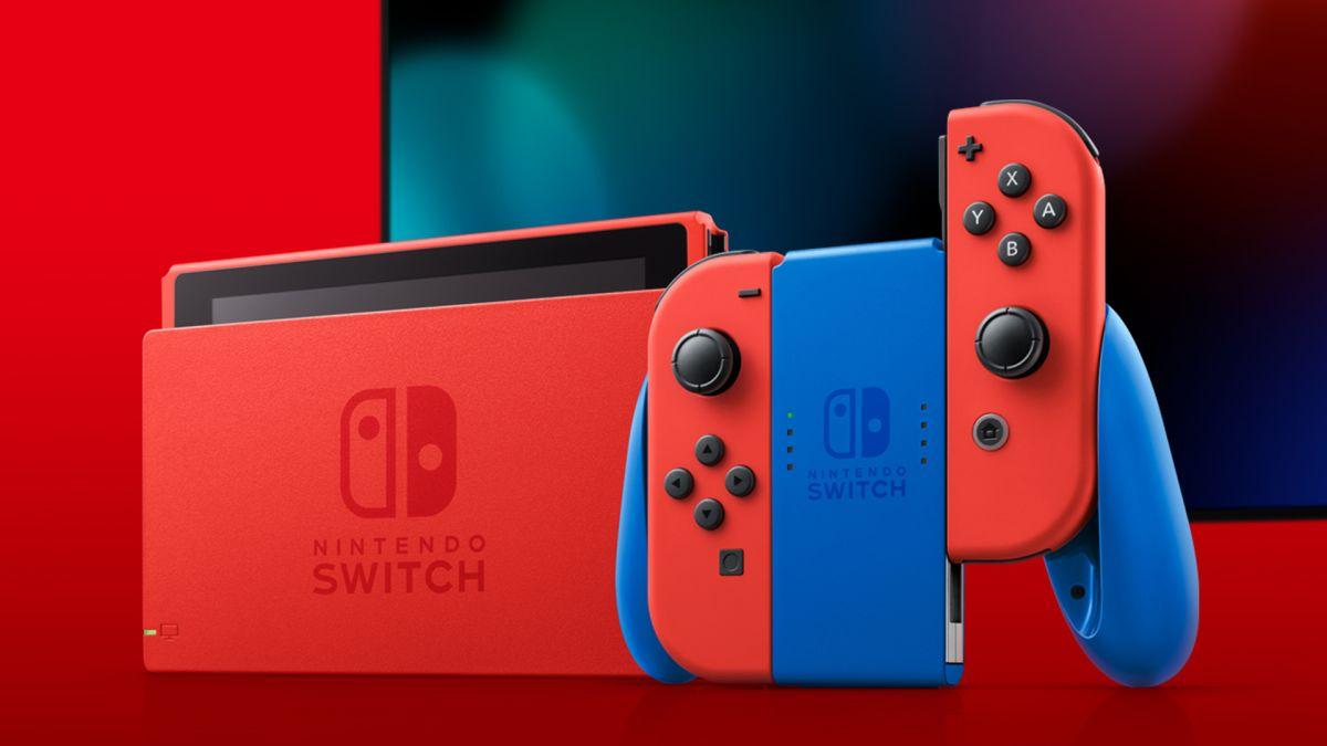 Новую Nintendo Switch могут представить уже в ближайшие дни