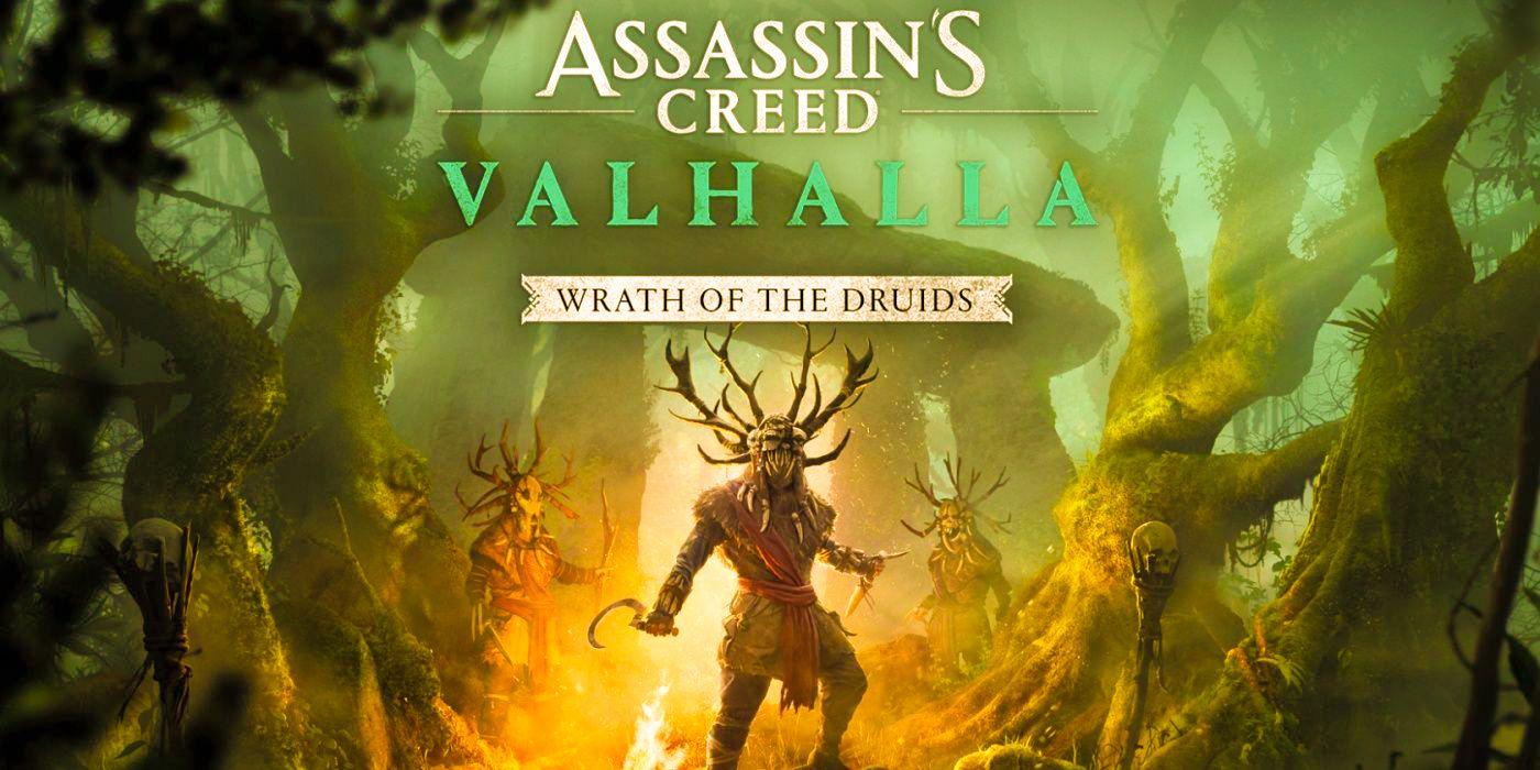 Вышел новый трейлер первого крупного DLC для Assassin's Creed Valhalla