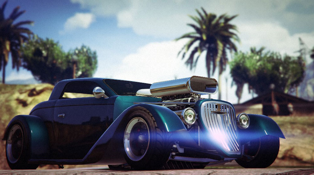 Rockstar назвала дату выхода обновленных Grand Theft Auto V и Grand Theft Auto Online