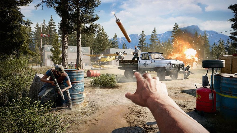 Слух: загадочная Far Cry Frenzy может быть анонсирована на E3 2021