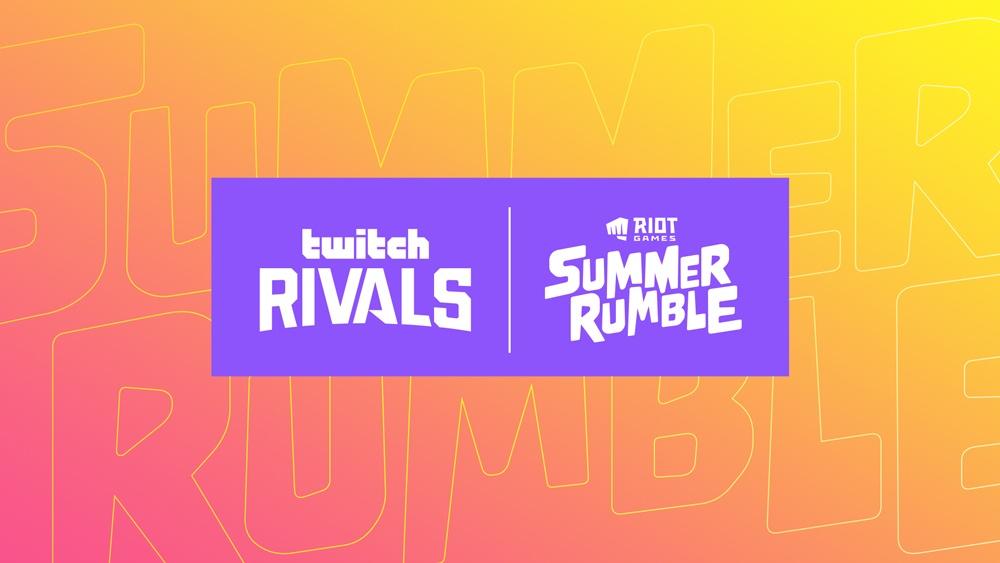 Июньский турнир Twitch Rivals x Riot Games Summer Rumble соберет игроков со всей Европы
