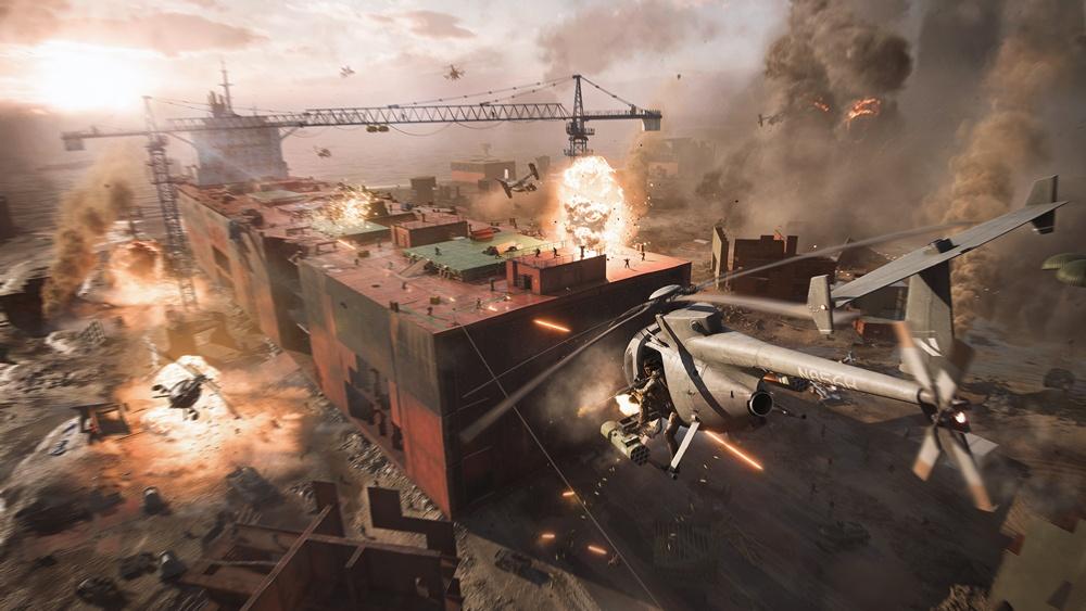 Все хотят заскочить в поезд хайпа. Battlefield 2042 обрастает официальными партнерами