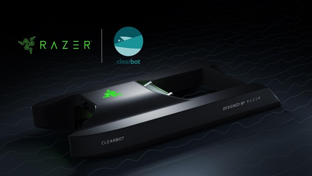 Razer вместе со стартапом ClearBot создают автономного робота