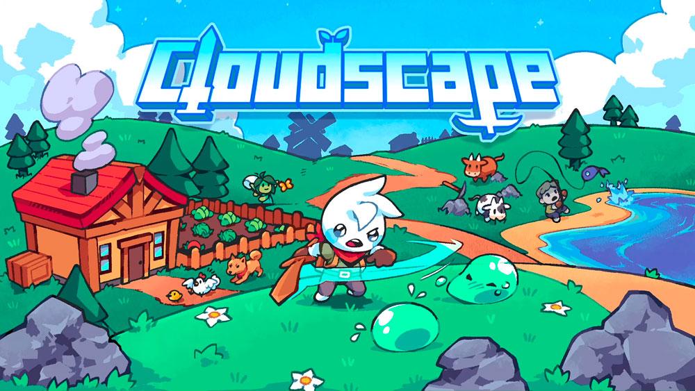 Zelda-подобная выживалка Cloudscape от Криса Готтрона вышла на Kickstarter