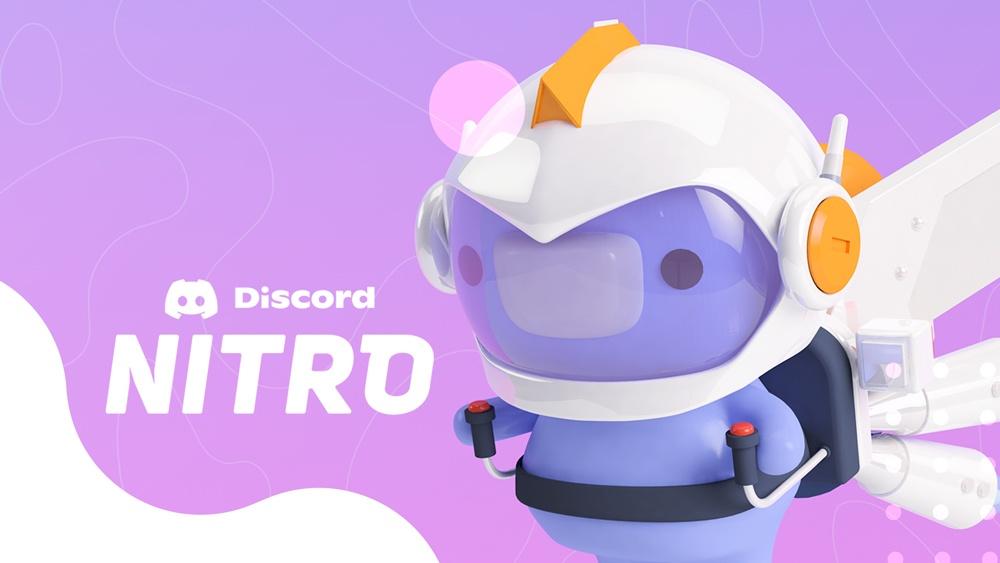 Раздача 3-х месяцев Discord Nitro в Epic Games Store
