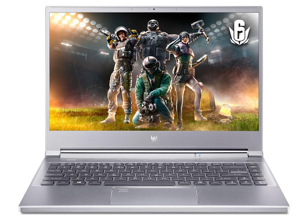 Acer представила ноутбук Triton 300 SE