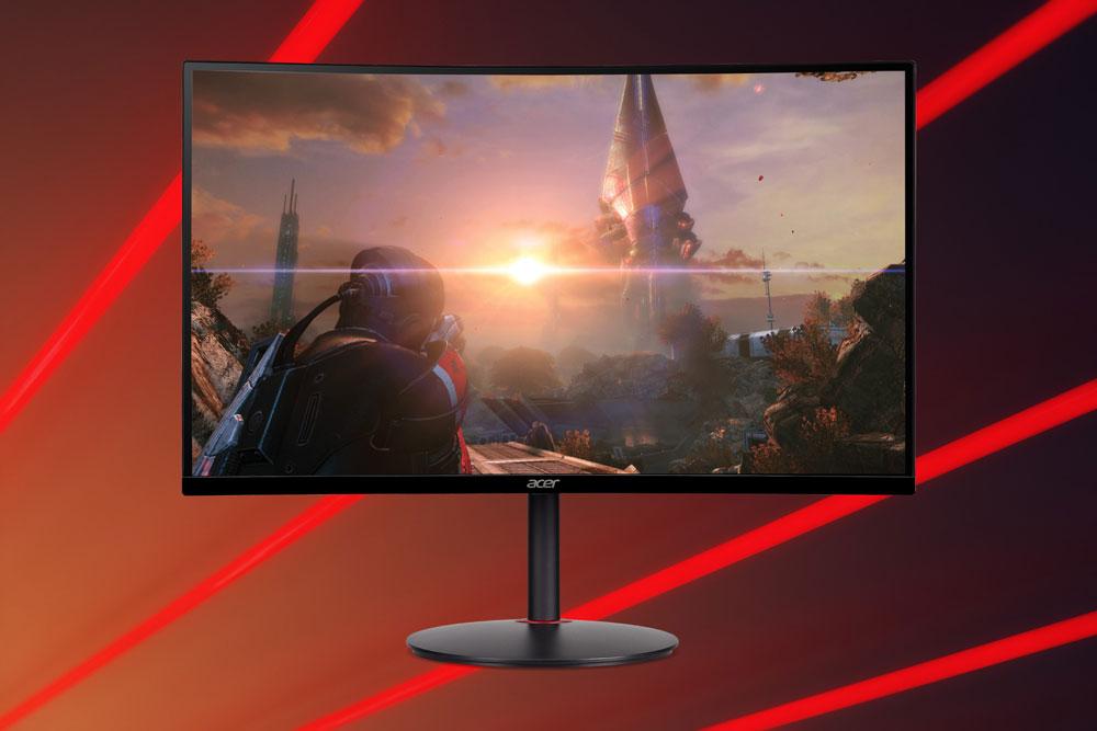 Acer продемонстрировала на российском рынке игровой монитор Nitro XZ270UP