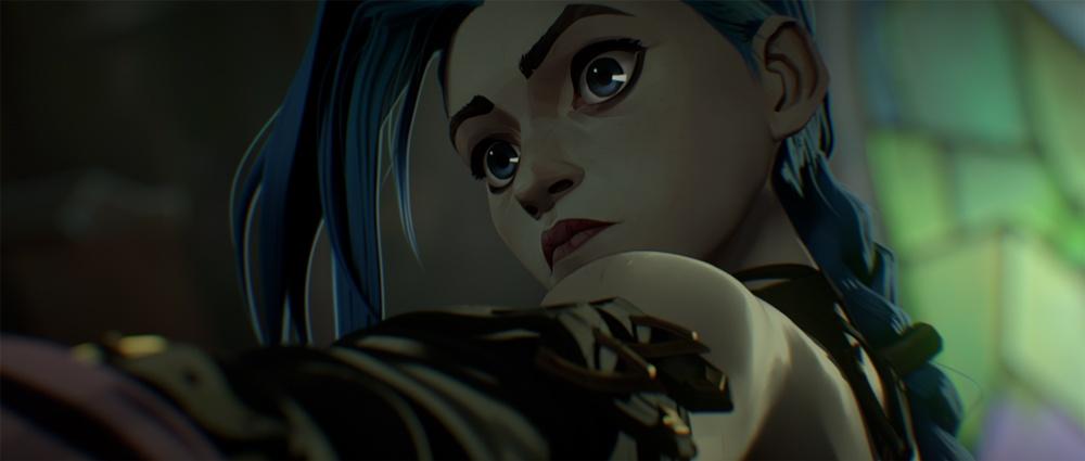 Riot Games показала отрывок из анимационного сериала «Аркейн»