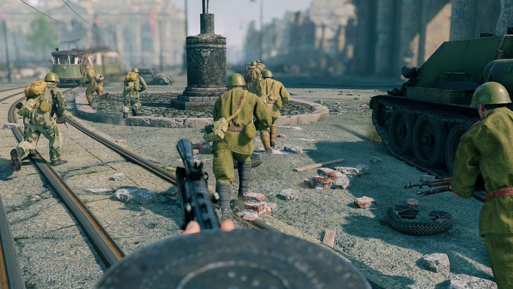 Теперь каждый желающий может поучаствовать в Битве за Берлин