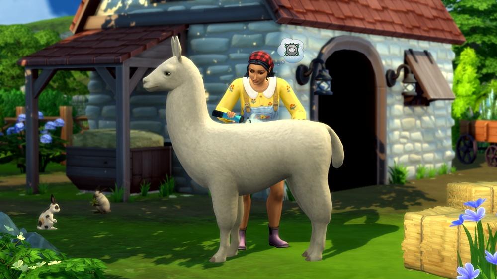 """Не возможности угнать на шашлыки за город? Сделайте это хотя бы в The Sims 4 в дополнении """"Загородная жизнь"""""""