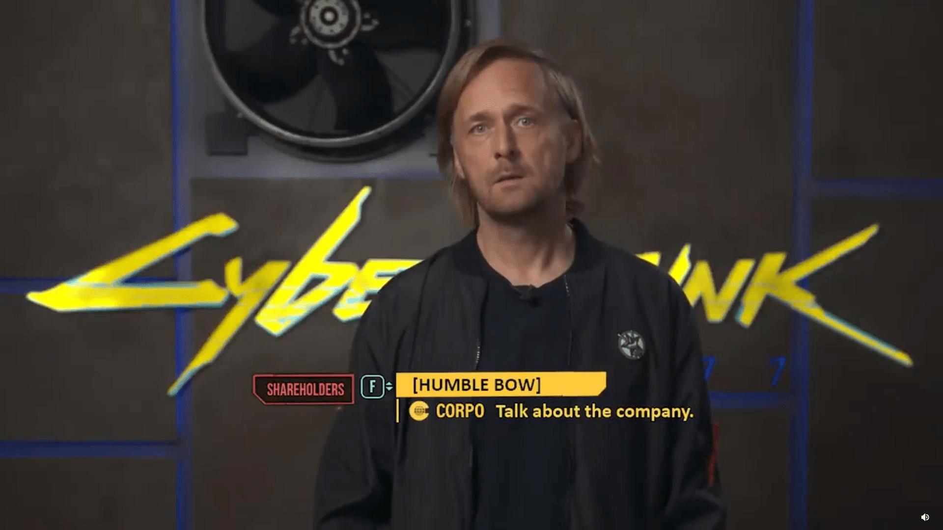 Британские инвесторы против руководства CD Projekt Red