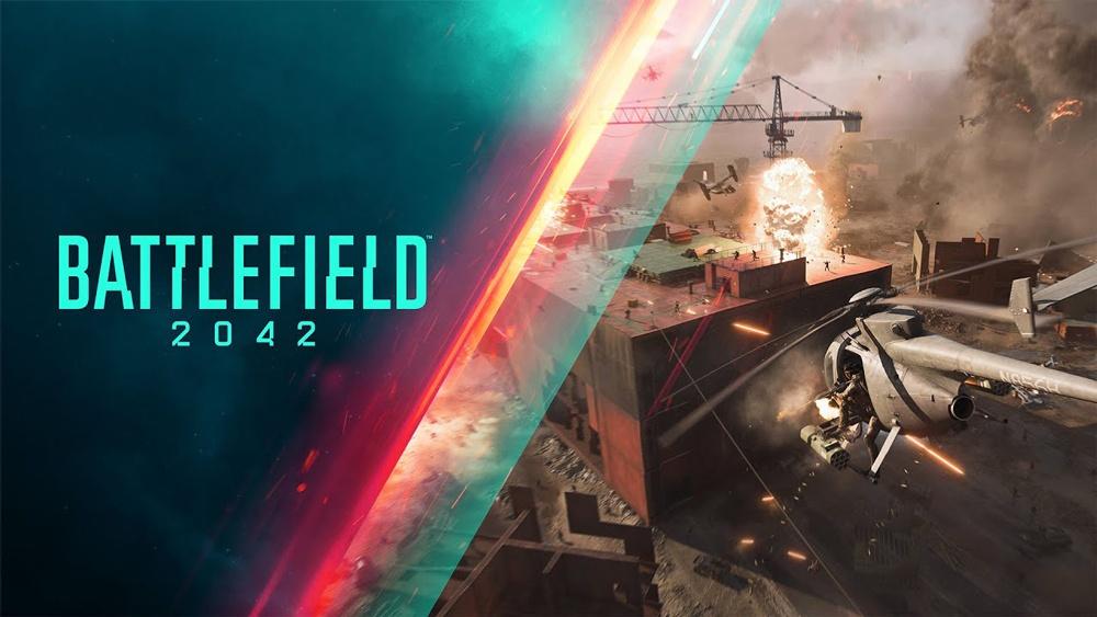 Electronic Arts показала геймплей Battlefield 2042