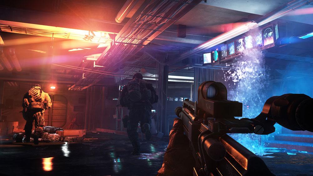 Раздача набора улучшений техники для Battlefield 4