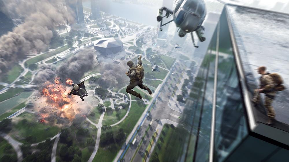 Battlefield 2042 перенесена